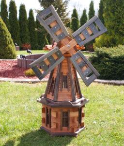 wiatraki ogrodowe producent